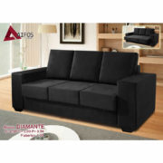 sofa-preto-3-lugares-retratil