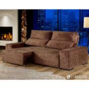 sofa-retratil-reclinavel-marrom-barato