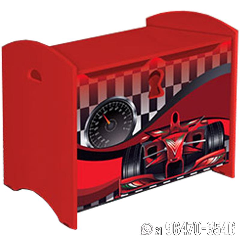 d889145faed5b Baú Intanfil Carro Fórmula 1 - Vallen Móveis - Loja de Móveis e Sofá ...