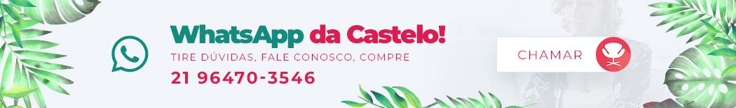 Fale conosco pelo WhatsApp da Castelo dos Móveis: 21 96470-3546