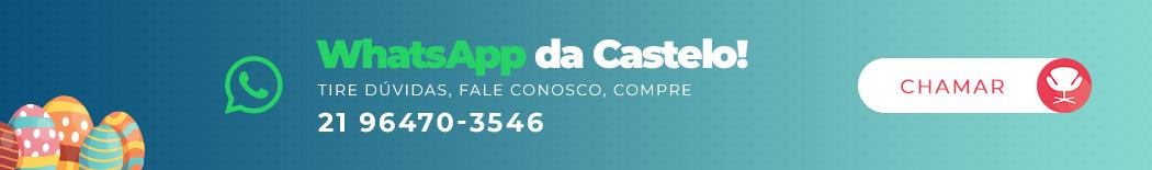 Banner sobre o WhatsApp da Castelo