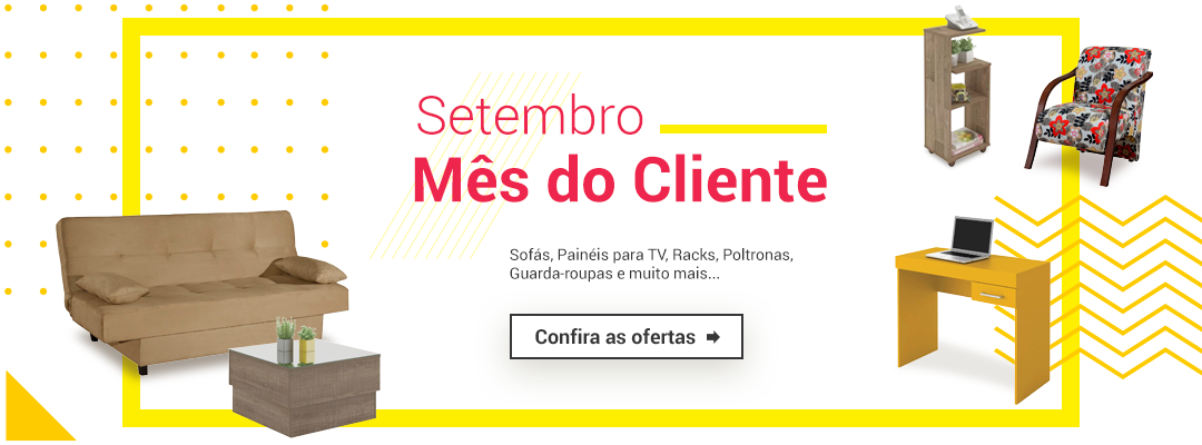 Setembro Mês do Cliente